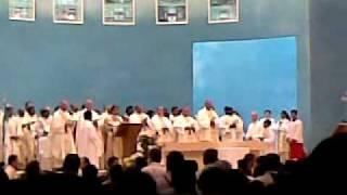 holy rosary church qatar opening mass