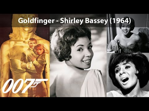 Goldfinger - Shirley Bassey (1964) James Bond Theme