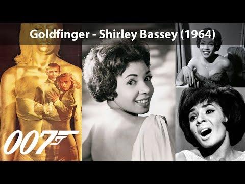 Goldfinger  Shirley Bassey 1964 James Bond Theme