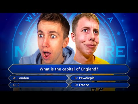 WHO WANTS TO BE A MILLIONAIRE With Calfreezy |