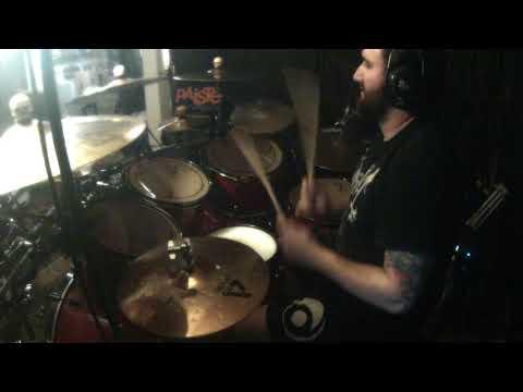 "Neurogenic - ""Allotriophagical Obsession"" - 300BPM - Lord Marco Drum Playthrough"