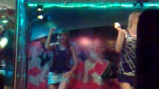 ukraine girls dancing in club