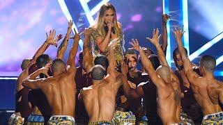 Jennifer Lopez bei MTV Video Music Awards zu Tränen gerührt
