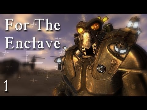 Fallout New Vegas Mods: For The Enclave 2.0 - Part 1