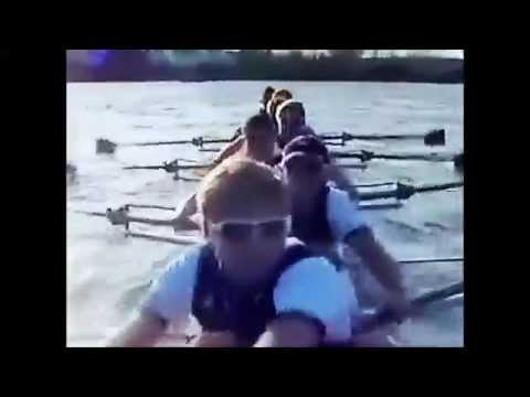 Oxford - Cambridge Boat Race 2015. Arenas brothers (edited).