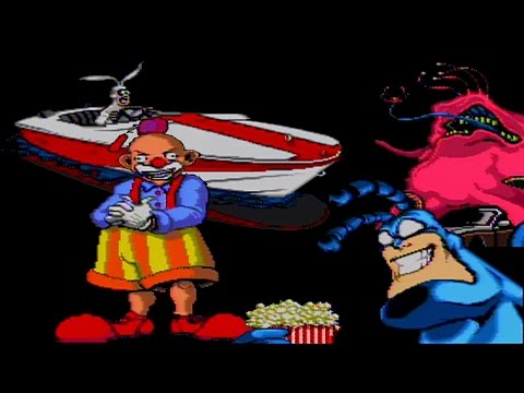 The Tick [SNES] - Story 3: Clowns and Aliens [END]
