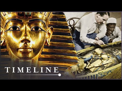 The Mystery of Tutankhamun's Treasure: Egypt Detectives (Ancient Egypt Documentary) | Timeline