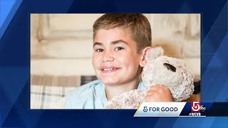 5 for Good: Town rallies around boy with rare disorder