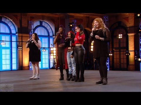 The X Factor UK 2016 Bootcamp Group 14 Performance Full Clip S13E08