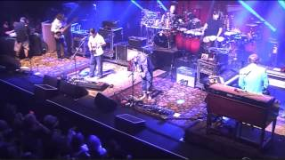 String Cheese Incident at Brooklyn Bowl 2/14/15 in Las Vegas