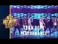"Super Charming! Team Boys Performance ""That's What I Like"" I The Next Boy / Girl Band GlobalTV"