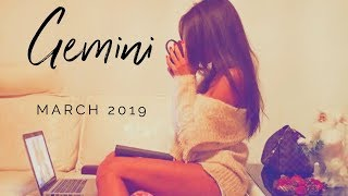 #Gemini | Speak or wait | March 2019