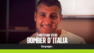 """Vieri: """"Juve super, Napoli divertente, Spalletti ha le palle. L'Italia? La cosa più bella del mondo"""""""