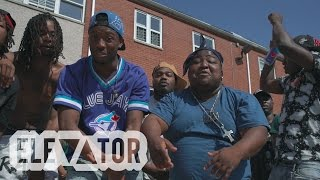 Lil Chris - Ghetto Feat. Ray Ray (Official Video)