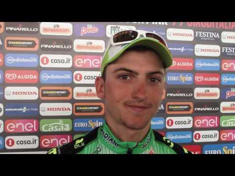 Giro d'Italia 2016: 10- Campi Bisenzo - Sestola - Giulio Ciccone & Bob Jungels