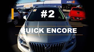 The Top 5 UGLIEST Cars On The Lot: #2 Buick Encore + Honorable Mentions  (5 of 6)