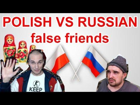 Polish VS Russian false friends (ft. Zoomer)
