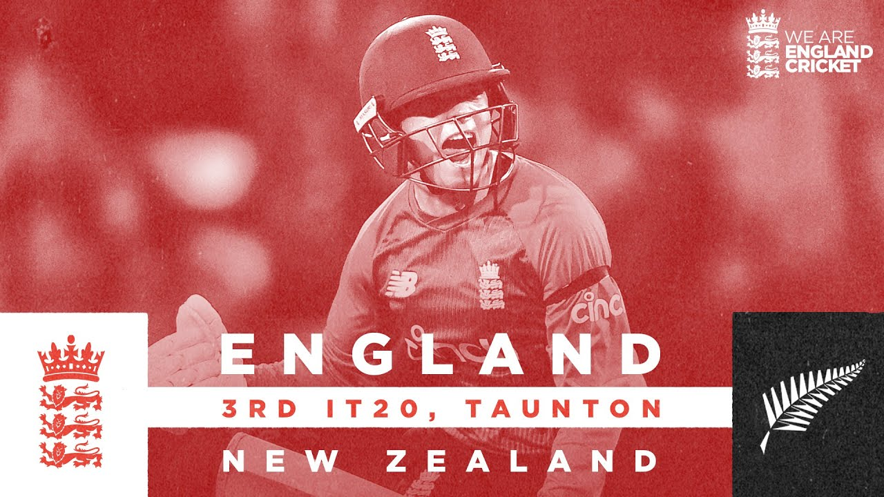 England v New Zealand - Highlights | England Win Thrilling Series! | 3rd Women's Vitality IT20 2021