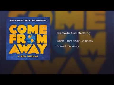 Come From Away full soundtrack