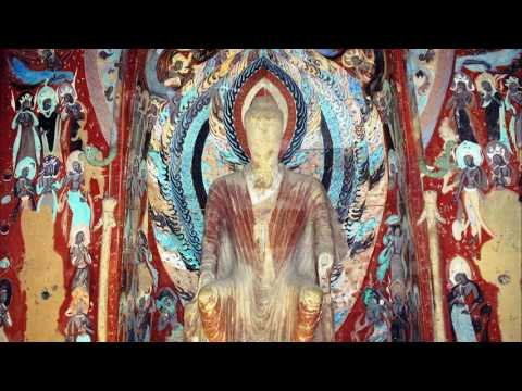 19   Mogao Caves of Dunhuang