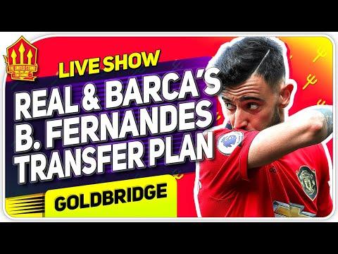Bruno Transfer Concern! Rashford Injury Update! Man Utd News