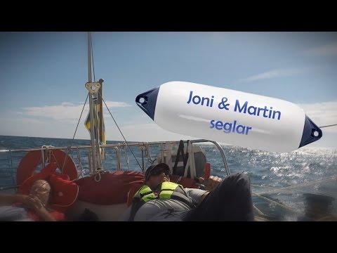 Joni & Martin seglar - Trailer