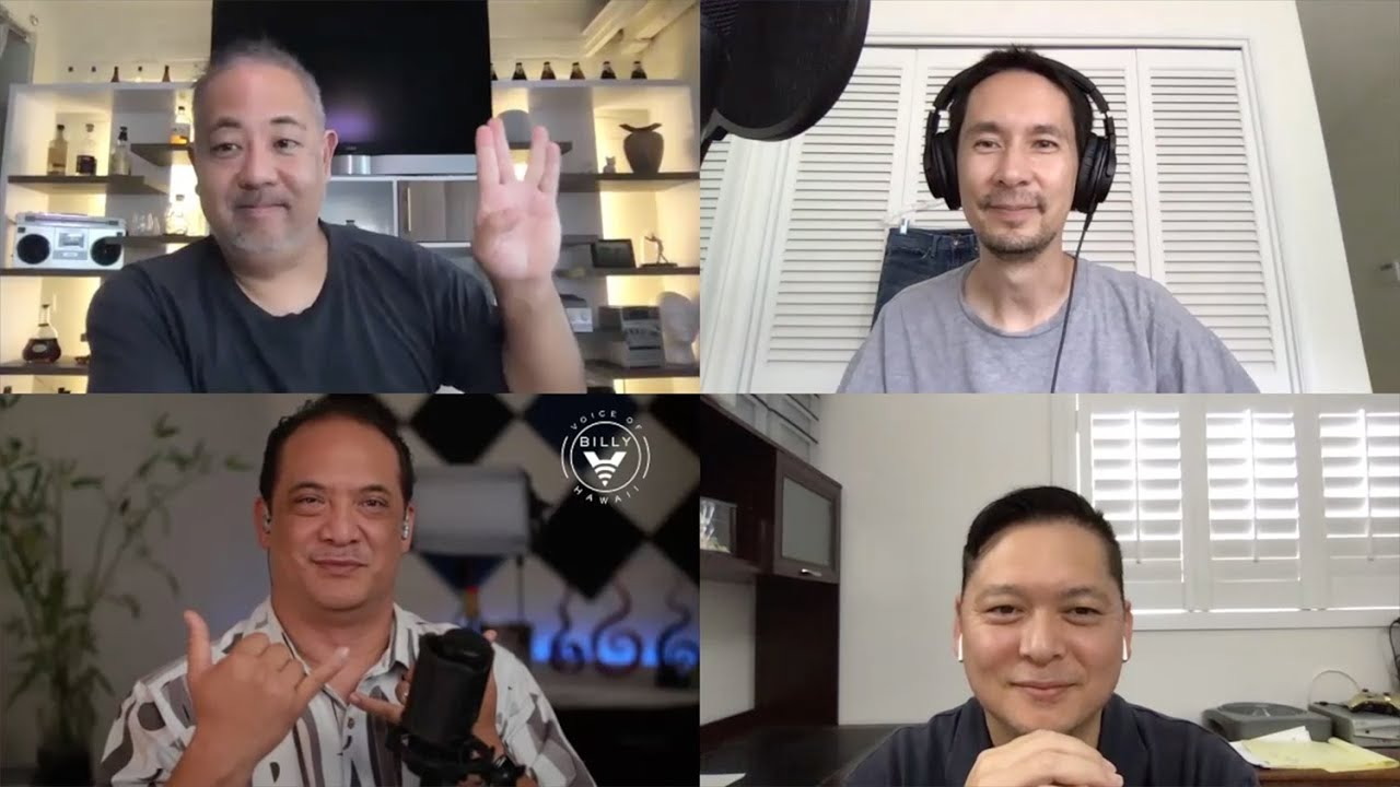 Hisessions Hawaii Podcast Episode #31 -  Billy V