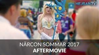 NärCon Sommar 2017 - Aftermovie [4K]