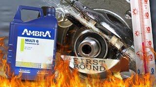 Ambra Multi G 10W30 Jak skutecznie olej chroni silnik? 100°C