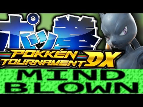 How Pokken Tournament DX is MIND BLOWING!
