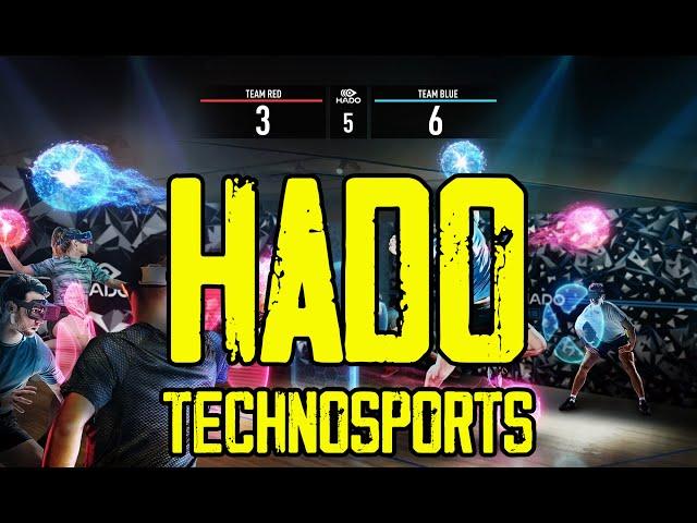 Hado: o Technosport chega ao Brasil - MTED