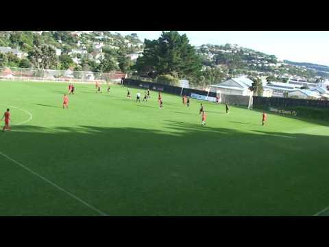 Olé Football Academy v Team Wellington (9/2/2017)