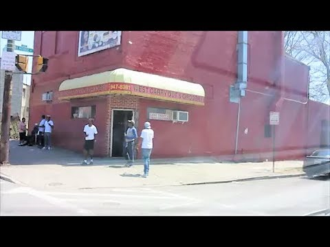 BALTIMORE'S WEST SIDE HOOD / STREET ACTION