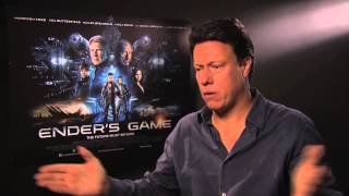 Gavin Hood Interview -- Ender's Game | Empire Magazine