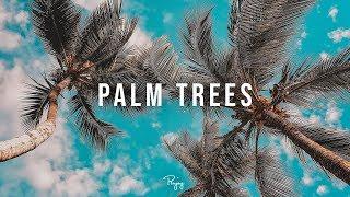 """Palm Trees"" - Happy Summer Rap Beat | R&B Hip Hop Instrumental Music 2019 | Ihaksi #Instrumentals"