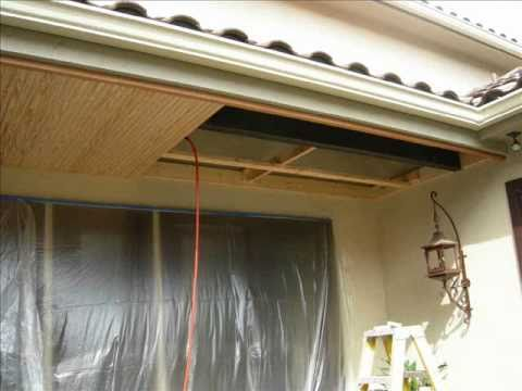 Mz Handyman Beadboard Ceiling On A Patio And Porch Youtube