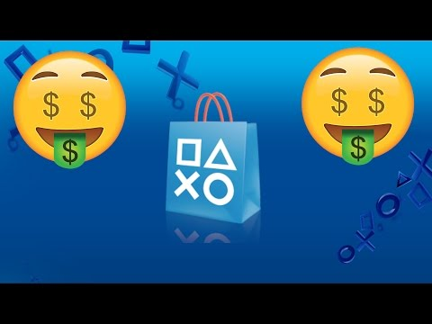 What's the Most EXPENSIVE Thing on the PS STORE?