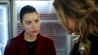 Lucifer 2x17 Charlotte Tells Chloe No Pajamas to The Party  Season 2 Episode 17