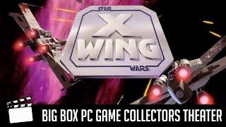 Star Wars X-Wing Intro Movie