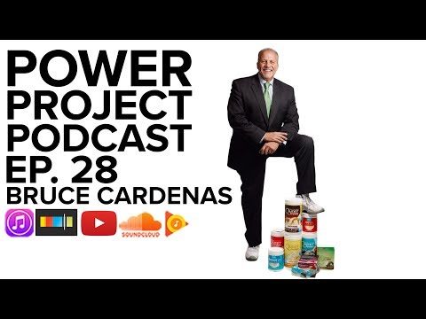 Power Project EP. 28 - Bruce Cardenas