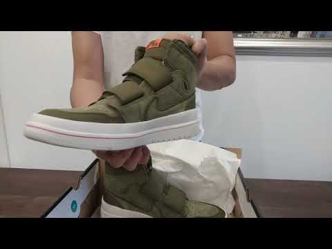 Air Jordan 1 Retro High Double Strap - Unboxing And On Feet