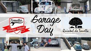 Participe Do Garage Day No Quintal Do Tonella!