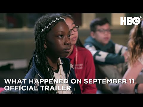Rachel Lutzker - HBO Family Film on 9/11 that Premieres TONIGHT at 6pm