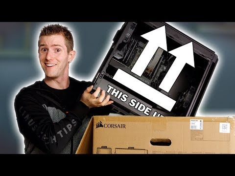 How to Not SMASH Your PC - Gaming Rig Packing & Moving Guide
