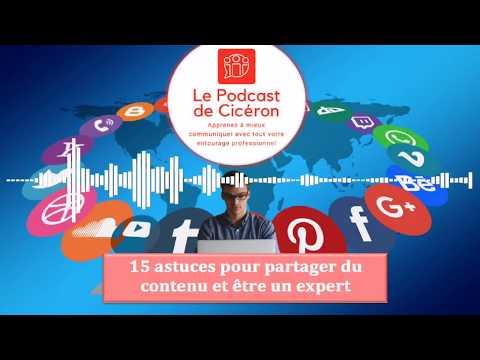 5# 15 astuces pour partager du contenu et être un expert