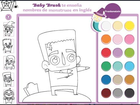 Frankenstein Coloring Pages For Kids Frankenstein Coloring Pages