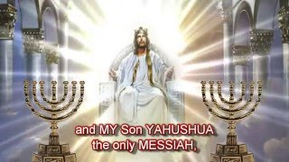 """I, YAHUVEH GOD, Say, """"Prepare The End Is Nigh!"""" Amazing Revelations from Heaven"""