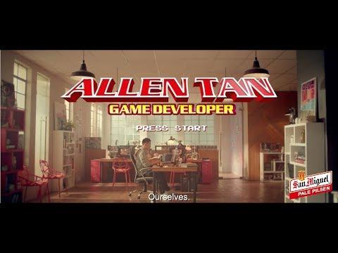 Allen Tan x San Miguel Pale Pilsen