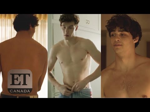 Shawn Mendes, Noah Centineo In CK Underwear Mp3
