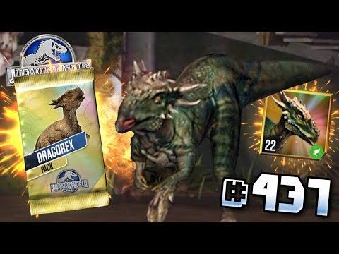 Dracorex Tournament!! || Jurassic World - The Game - Ep 437 HD